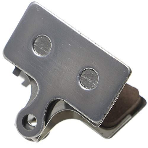 ZhengELE 2 Par de Bicicletas Pastillas de Freno de fricción de Aluminio Materiales for Shimano XT M985 M988 M785 M666 M675 M615 SLX Alfine S700 (Size : Other)