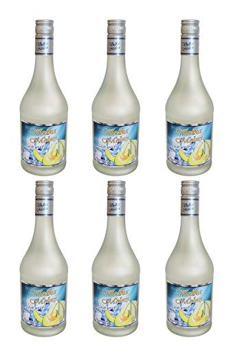 Vodka Melon 0,7Liter 16% vol. Sparpaket mit 6 Flaschen