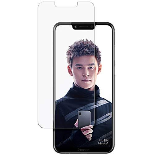 disGuard Schutzfolie für Huawei Honor Play [2 Stück] Entspiegelnde Displayschutzfolie, MATT, Glasfolie, Panzerglas-Folie, Displayschutz, Hoher Härtegrad, Glasschutz, Anti-Reflex