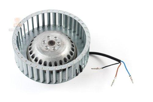 DREHFLEX - für Bosch Siemens Lüftermotor Gebläsemotor passend für 050905/00050905 - für Trockner/Wäschetrockner - hochwertige Ausführung Made in Swiss/Schweiz