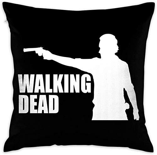 Zylione The Walking Dead decoración Reading Pillow Covers Case Cubierta de cojín Pillowcases Funda de Almohada