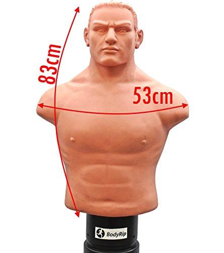 BodyRip Permanente Dummy Kick Boxing MMA Exercise Torso Humanlike
