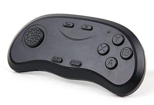 Duragadget Manette sans fil Bluetooth Gamepad télécommande pour VR de jeux–Compatible avec le Asus ZenFone 4max Zc520kl | Asus ZenFone 4max Plus Zc554kl–par