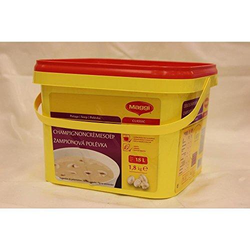 Maggi Champignon Crème Soep 1800g Dose (Champignon Creme Suppe)