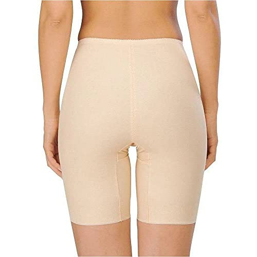 Naturana Damen Long Leg Panty Girdle Miederslip, beige, 50