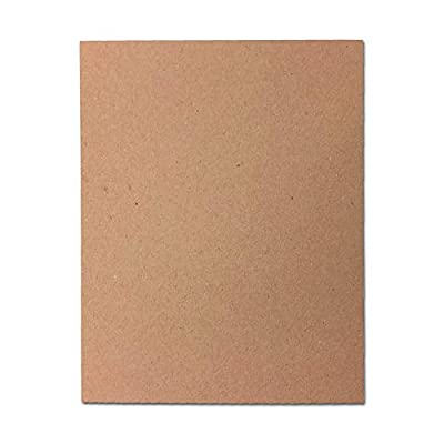 8x10 cardboard backing