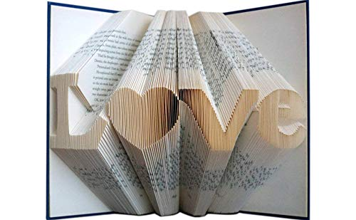 Personalized Book Art