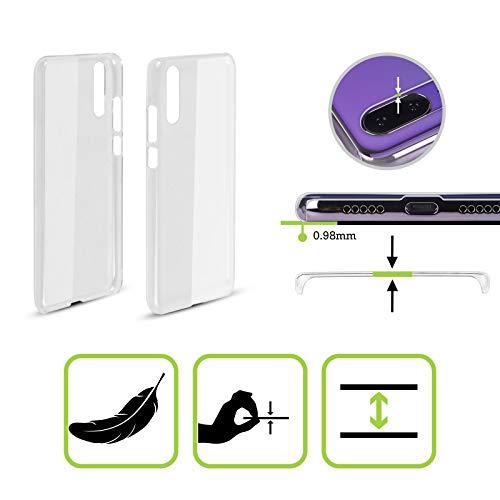 Head Case Designs Offizielle Aimee Stewart Weisser Tiger Tiere Harte Rueckseiten Huelle kompatibel mit Huawei Y360 / Y3 - 3