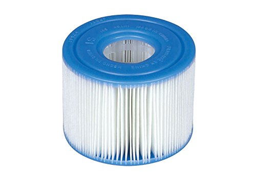 6 x Twin Pack Intex Type S1 Filter Cartridge for Purespas