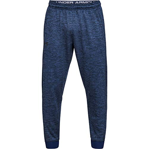 Under Armour Hose ARMOUR FLEECE JOGGER, Blau, LG, 1320760-408