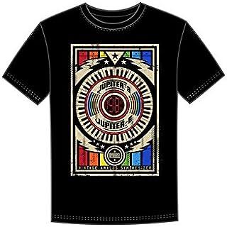 ROLAND Jupiter-8 Crew Men's T-Shirt, Black, Large