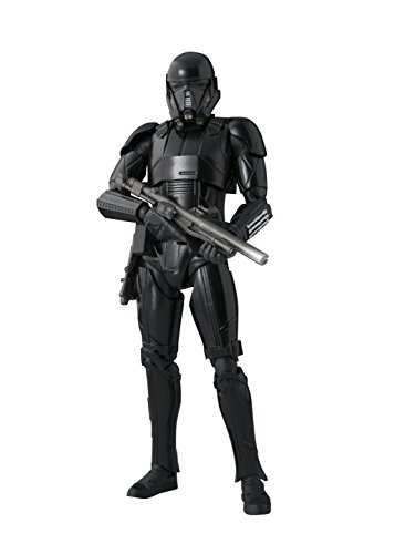 Star Wars Rogue One - Death Trooper [S.H.Figuarts][Importación Japonesa]