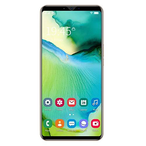 Kuinayouyi P43 5.8 Pollice Acqua Goccia Dello Schermo Smartphone 512 + 4 Gb Face Slock 3G Network Mtk6572 Dual Card Standby Uk Plug C