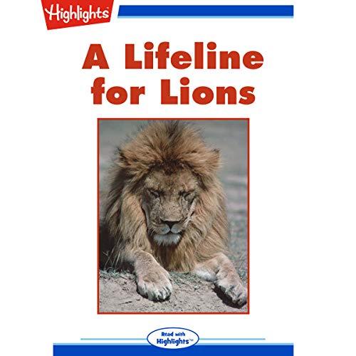 A Lifeline for Lions copertina