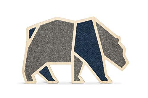 Beeztees Kratzbrett Holz Blue Bea L: 84 cm B: 54 cm H: 1.8 cm