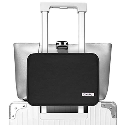 「スーツケースカンパニー」GPTショルダーバッグ付き荷物固定 ベルト バンド 大 スーツケース キャリーバッグ キャリーケース 旅行 出張 アウトレット ブラック