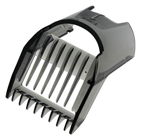 Rowenta - Peine nº. 1,2-6mm para cortapelos/afeitadora MultiStyle Precision TN8210 y TN8220