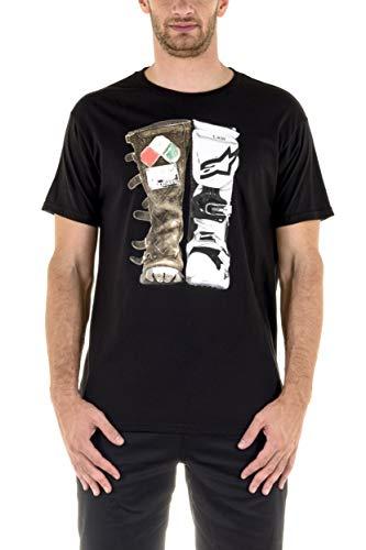 Alpinestars T-Shirt Roots Schwarz Gr. L
