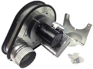 Tjernlund DBF2 Dryer Duct Booster Fan, No Clogs, 4