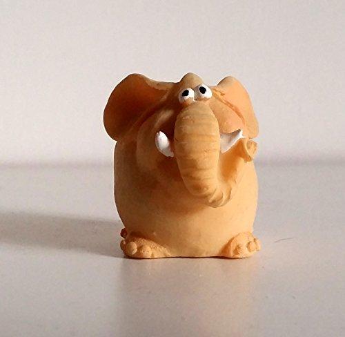 Disney Figurine en résine éléphant h 4 cm
