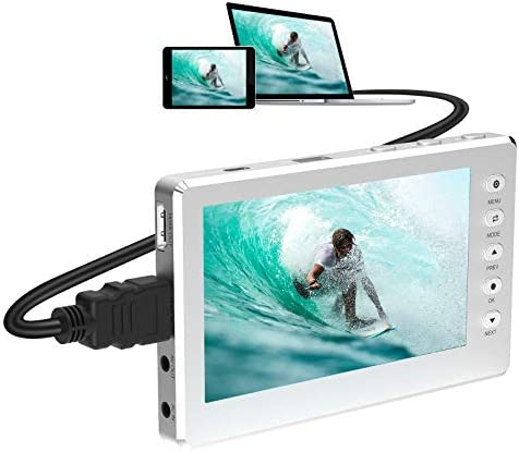 DIGITNOW HD Video Capture Box 1080P 60FPS USB 2 0 Video to Digital Converter with 5 OLED Screen product image