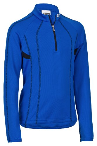 Gonso Kinder Radtrikot Villach, new royal, 164, 38200