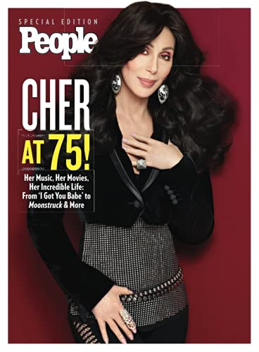 PEOPLE Cher At 75!: Her Music, Her Movies, Her Incredible Life