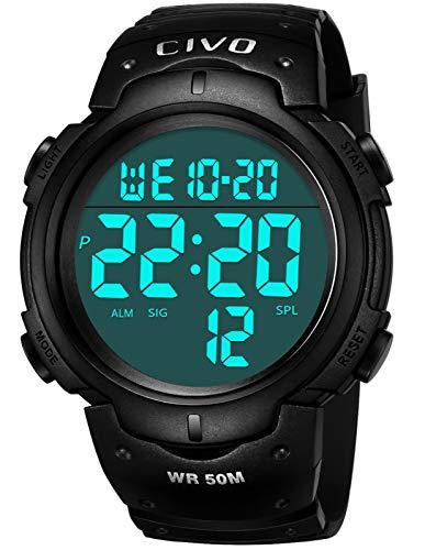 Civo -   Digital Armbanduhr