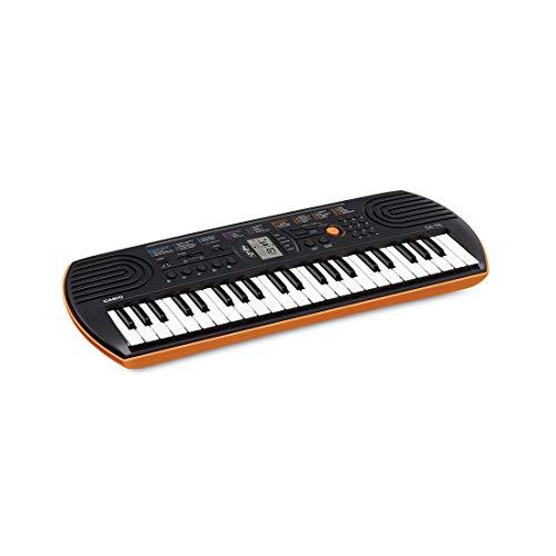 Casio SA-76 tastiera digitale Nero, Marrone, Bianco 44 chiavi
