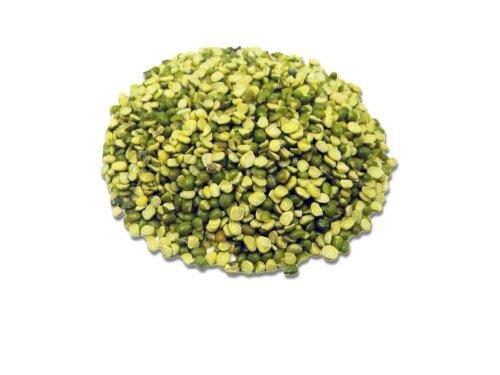 Grüne Schälerbsen (Moong Dal) - 200 g