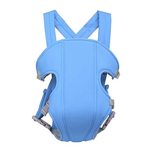 ASDFGH Respirant Avant Porte-bébé Sac à Dos Confortable Sac à Dos Wrap Kangourou réglable Sangle de sécurité (Color : 3)