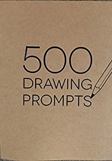 500 Drawing Prompts (2015-11-09)