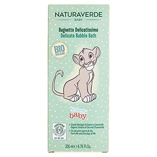 Naturaverde Bio Bagnetto Delicatissimo, 200ml