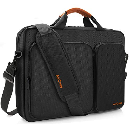 AirCase Laptop Bag Messenger Bag Sleeve for 13-Inch/ 14-Inch...
