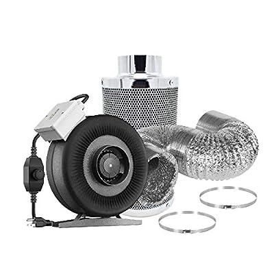 iGrowtek Air Filtration Kit