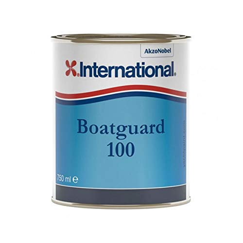 International BOATGUARD 100 Blanc-Gris 0.75 Litre