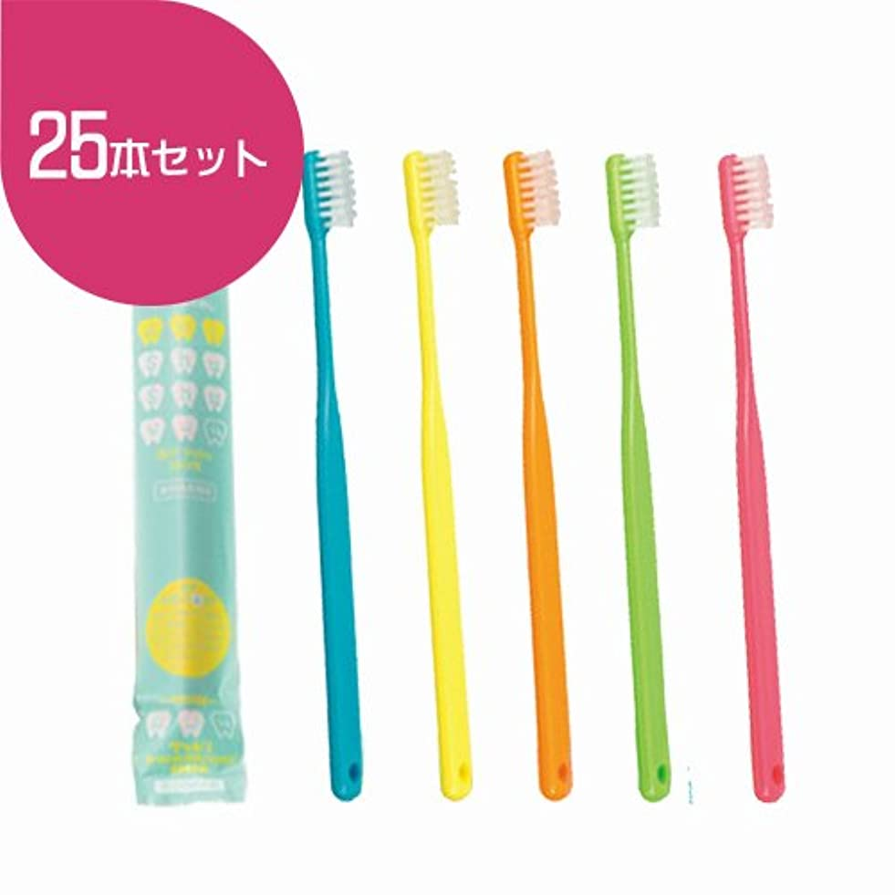 エラー形健康的FEED(フィード) 占い!Shu Shu(うらないシュシュ)歯ブラシ×25本 (ふつう(M), 色はおまかせ)