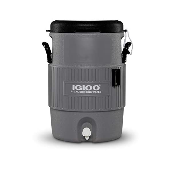 Igloo Heavy-Duty Seat Top Water Dispenser