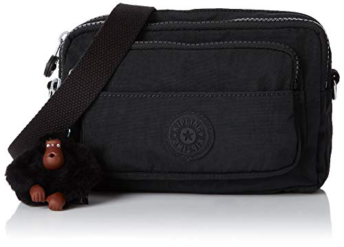 Kipling Multiple Riñonera de Marcha, 25 cm, True Black