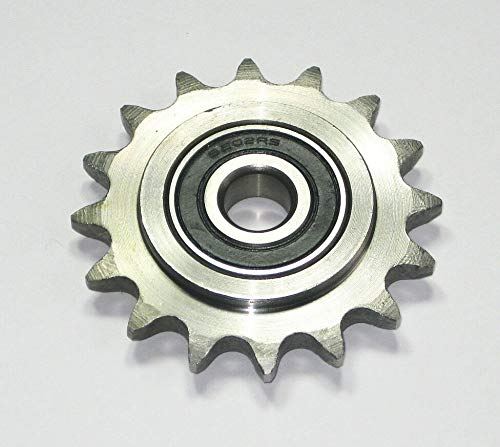 IDLER SPROCKET 13 TOOTH 1/2' ID FOR ROLLER CHAIN #40/41/420