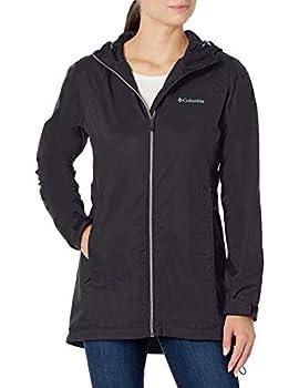 Columbia Women s Switchback Lined Long Jacket Black Medium