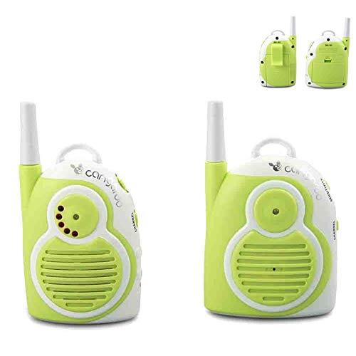 Babyphone Mommy´s Sense bis 1,3 km hohe Reichweite, 2 Kanäle, Batterieanzeige