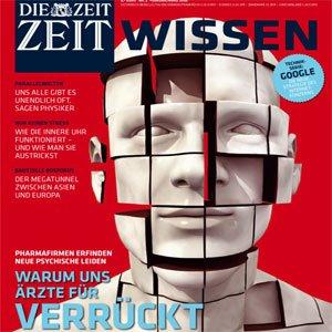 ZeitWissen, Februar 2008 Titelbild