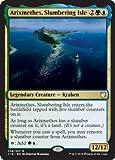 Magic: The Gathering - Arixmethes, Slumbering Isle - Commander 2018