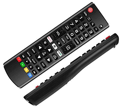 SccKcc TV Fernbedienung LG LCD LED OLED UHD HDTV 3D 4K Smart TV Universal für LG TV