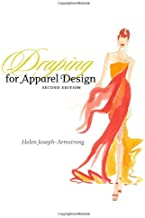 Draping for Apparel Design 2nd Edition