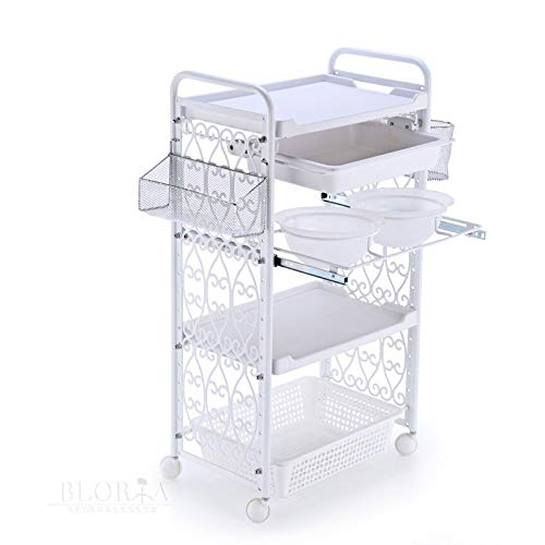 Frisieren Beauty Trolley dreischichtige Hair Salon Schönheitssalon Trolleys Barber Shop...