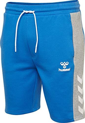 Hummel Herren HMLMASON Shorts, Nebulas Blau, L