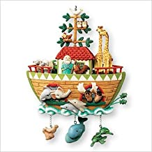 Hallmark Keepsake 2007 Noahs Ark Ornament - #QXG7069