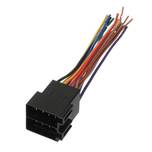 Alamor Auto Audio Stereo CD/DVD Speler Bedrading Harnas Plug Kabel Adapter Voor VOLKSWAGEN
